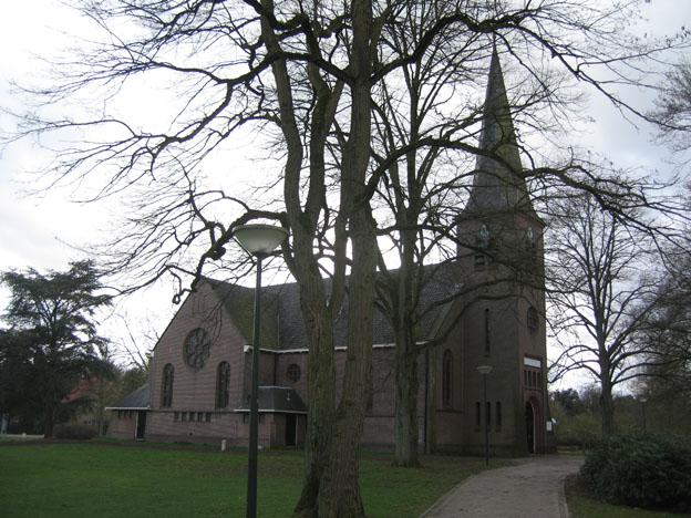 Opstandingskerk Wolfheze